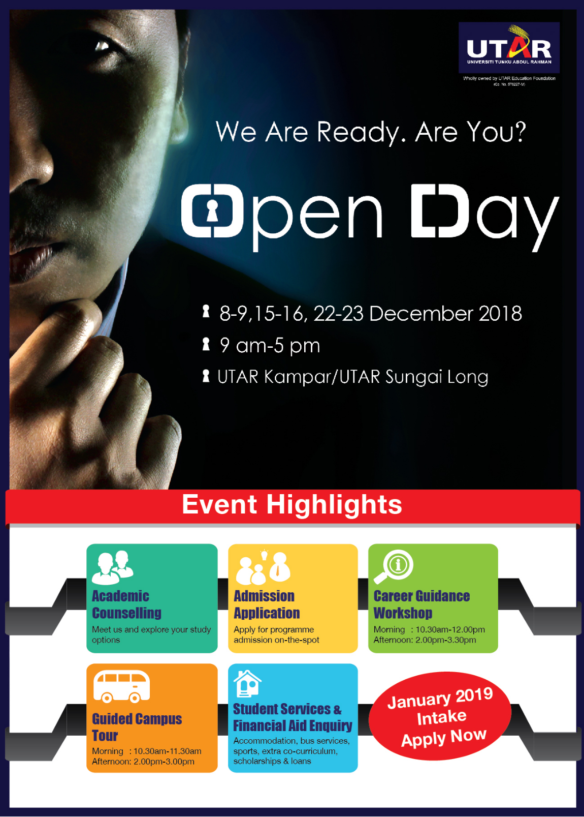 openday-malaysian-university-UTAR-??