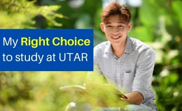 why study at utar after my school