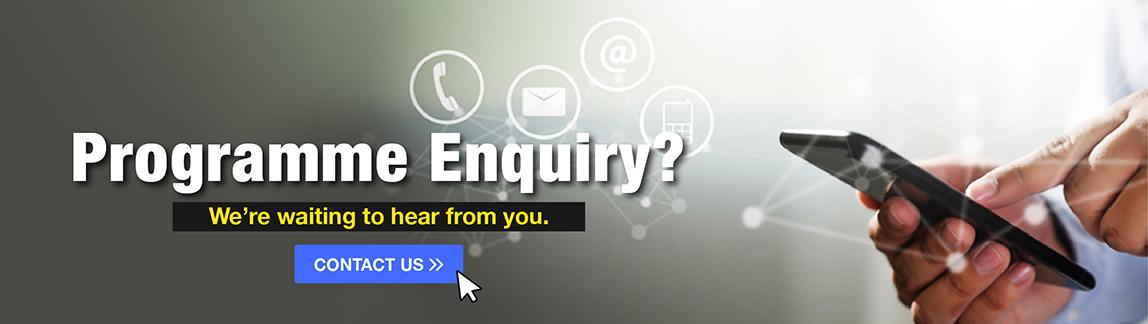 DPP course enquiry contact us