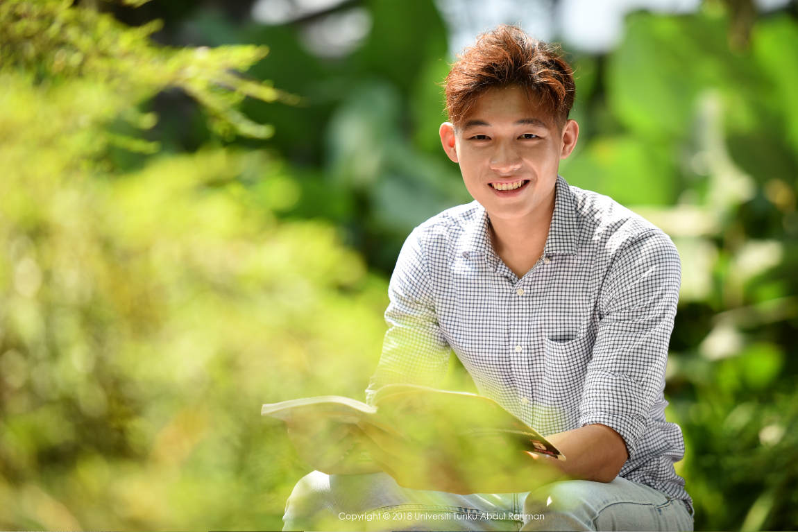 Student testimonial on why study at UTAR