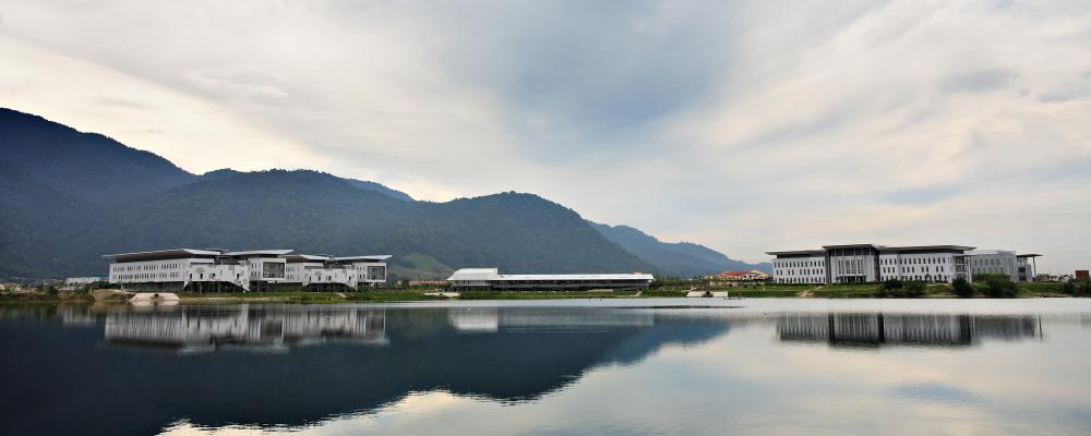 Award winning UTAR campus in Kampar, Perak