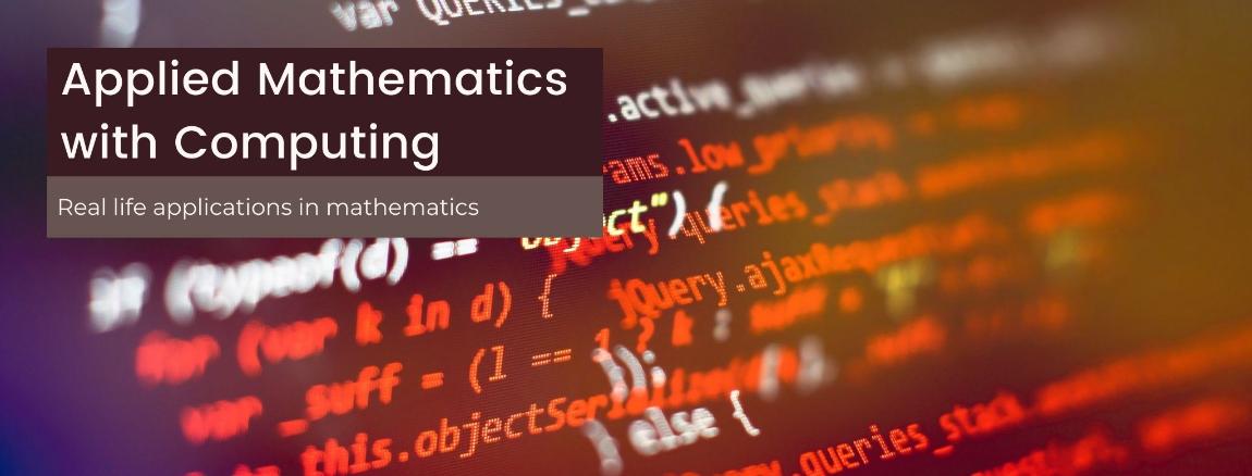 applied mathematics with computing undergraduate degree utar