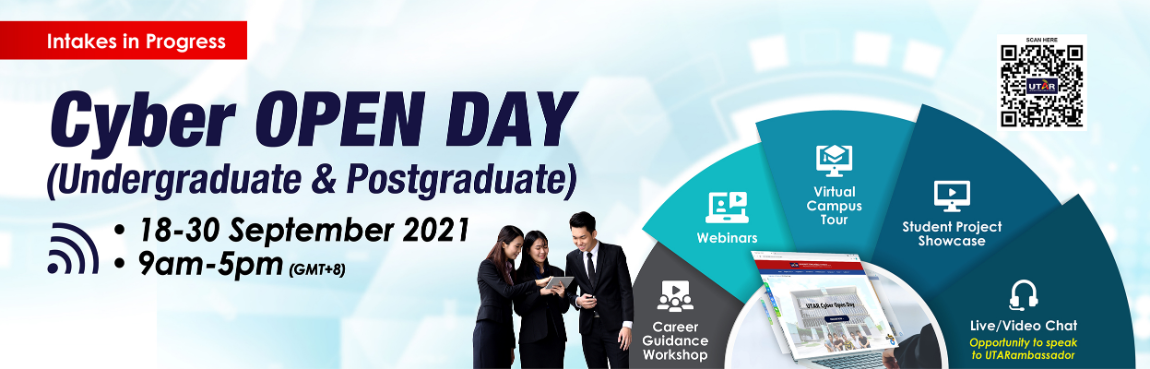 Virtual Open Day May 2021