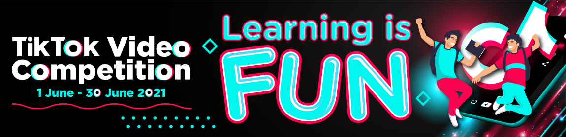 utar learning is fun June 2021 video competition